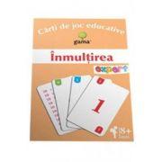 Inmultirea - Carti de joc educative