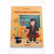 Adina Grigore - Culegere de matematica 1000 exercitii si probleme pentru clasa a III-a
