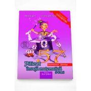 Piticot invata matematica, grupa mare 5-7 ani - Domeniul Stiinte, Colectia, caruselul cunoasterii
