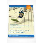 Limba si literatura romana pentru clasa a VIII-a. Metoda STIU-DESCOPAR-APLIC (Monica H. Columban)