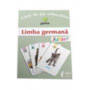 Limba germana - Carti de joc educative