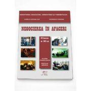 Suzana Ilie - Negocierea in afaceri manual pentru clasa a XII-a. Filiera Tehnologica Profilul Servicii