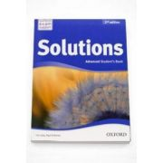 Curs de limba engleza Solutions 2nd Edition Advanced Students Book - Oxford Exam Support