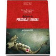 Dictionar de personaje literare pentru clasele V-VIII (Sasu Adina Elena)