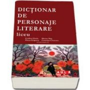 Evelina Circiu, Dictionar de personaje literare pentru liceu