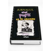 Jeff Kinney, Jurnalul unui pusti. Volumul 10. Ca pe vremuri