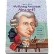 Yona Zeldis McDonough, Cine a fost Wolfgang Amadeus Mozart? (Ilustratii de Carrie Robbins)