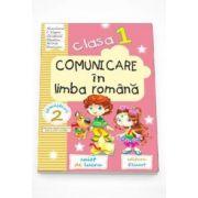 Arina Damian, Comunicare in limba romana caiet de lucru pentru clasa I - Semestrul al II-a. Auxiliar elaborat dupa manualul editurii CD Press