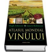 Hugh Johnson, Atlasul mondial al vinului