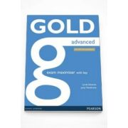 Jacky Newbrook - Curs de limba engleza Gold Advanced Exam Maximiser with Key, with 2015 exam specifications