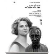 Elena Margareta Ionescu, O carte de dragoste. A ta de tot. Al tau de tot. File de corespondenta