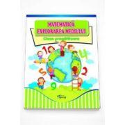 Matematica si Explorarea mediului, clasa pregatitoare (Doina Burtila)