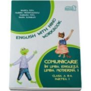 Bianca Popa, Comunicare in limba engleza, limba moderna 1. Caietul elevului pentru clasa a II-a - Partea I. English with Nino workbook