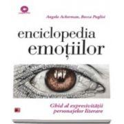 Angela Ackerman, Enciclopedia emotiilor. Ghid al expresivitatii personajelor literare