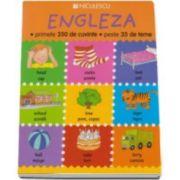 Engleza - primele 350 de cuvinte - peste 35 de teme. Editia Ilustrata