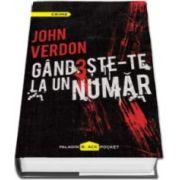 John Verdon, Gandeste-te la un numar. Colectia Paladin Black Pocket