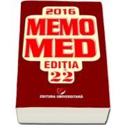 Dumitru Dobrescu - MemoMed 2016, Editia XXII