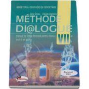 Jana Grosu, Methode Dialogue. Manual de limba franceza pentru clasa a VII-a anul III de studiu