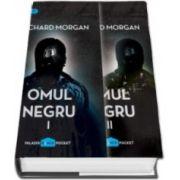 Richard Morgan - Omul negru, 2 volume. Colectia Paladin Black Pocket