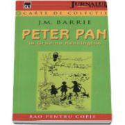 Peter Pan in gradina Kensington (J. M. Barrie)