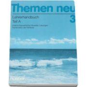Heiko Bock, Themen neu 3. Lehrerhandbuch Teil A. Unterrichtspraktische Hinweise, Losungen Transkription der Hortexte