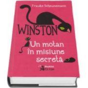 Frauke Scheunemann, Winston - Un motan in misiune secreta