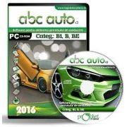 CD, Software pentru obtinerea permisului de conducere auto, ABC auto v3 categoriile B1, B, BE, actualizat 2016