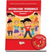 Adina Grigore - Dezvoltare personala manual pentru clasa a II-a, Semestrul I. Contine CD cu manualul in format digital