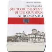 Nicolae C. Nicolescu, Enciclopedia sefilor de stat si de guvern ai Romaniei
