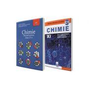 Pachet Admitere la Facultatea de Medicina disciplina - Chimie organica