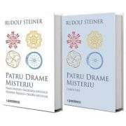 Rudolf Steiner, Patru Drame Misteriu - Volumul I si II