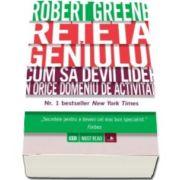 Robert Greene, Reteta geniului - Cum sa devii lider in orice domeniu de activitate