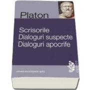 Alexandru-Florin Platon, Scrisorile. Dialoguri suspecte. Dialoguri apocrife - Platon
