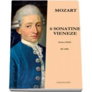 W. A Mozart, 6 sonatine vieneze pentru pian - KV 439b