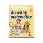 Activitati matematice - grupa mijlocie (Florica Ancuta)