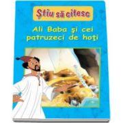 Ali Baba si cei patruzeci de hoti. Nivelul 3 - Stiu sa citesc - Varsta recomandata 4-7 ani