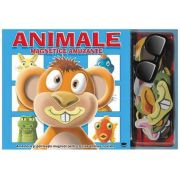Animale magnetice amuzante. Joc magnetic - Varsta recomandata 3-8 ani