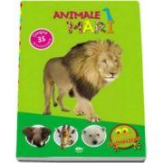 Animale mari. Secretele animalelor - Varsta recomandata 4-7 ani