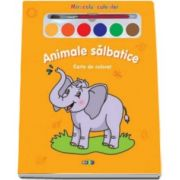 Animale salbatice. Miracolul culorilor - Varsta recomandata 3-6 ani