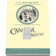 Ion Luca Caragiale - Canuta, om sucit. Biblioteca pentru toti copiii