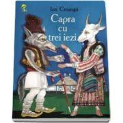 Ion Creanga, Capra cu trei iezi - Varsta recomandata 3-8 ani