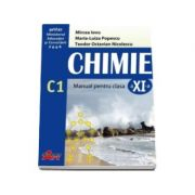 Chimie C1 manual pentru clasa a XI-a - autori, Mircea Iovu, Maria-Luiza Popescu si Teodor Octavian Nicolescu