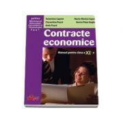 Contracte economice manual pentru clasa a XI-a