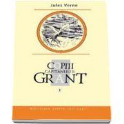 Jules Verne, Copiii capitanului Grant. Volumul I - Biblioteca pentru toti copiii