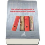 Gabriel Andreescu, Doctrina internationala a tratarii trecutului comunist