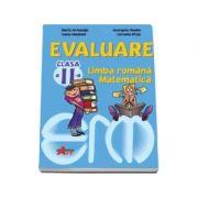 Evaluare pentru clasa a II-a (limba romana si matematica)