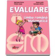Evaluare pentru Clasa I. Limba romana si Matematica