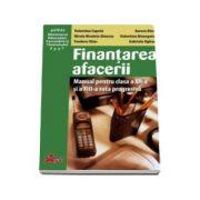 Finantarea afacerii. Manual pentru clasa a XII-a si a XIII-a ruta progresiva
