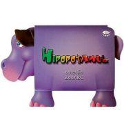 Hipopotamul. ZooABC - Varsta recomandata 3-6 ani