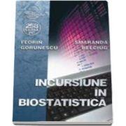 Florin Gorunescu, Incursiune in biostatistica